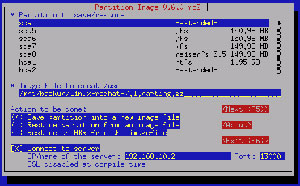 Partition Image screenshot